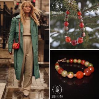 Зеленые пальто и тренчи — лучший способ модно встретить весну