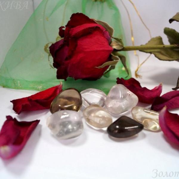 Прозрачные камни