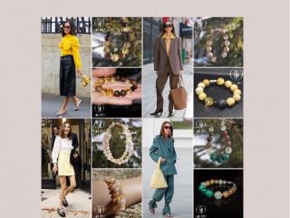 Как носить желтый грядущей весной