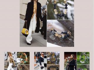 Белые брюки — большой стритстайл-тренд из Нью-Йорка